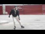 PowerSlide FSK Metropolis HardCore Level Skating Teaser