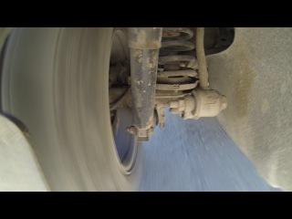 Jeep Grand Cherokee WJ 4.7 2001 Rear wheel strange noises