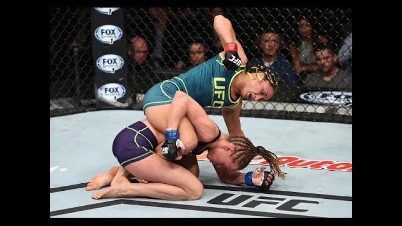 UFC Oklahoma City Pelea Gratis: Esparza vs Namajunas