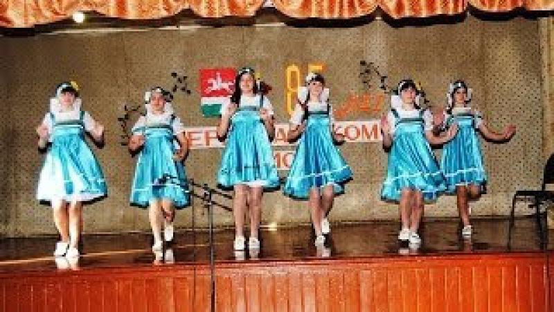 Русский народный танец Ромашка