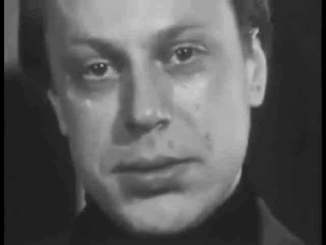 Юрий Богатырёв Я вас любил: любовь еще, быть может...
