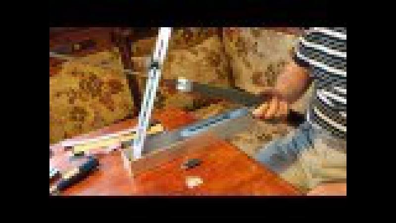 ЗАТОЧНАЯ СИСТЕМА СТРОГОВА для ножей и ножниц. фильм 1-й. Strogoff Sharpener System