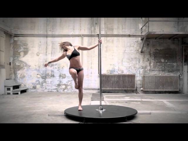 Супер танец на шесте Karo Swen