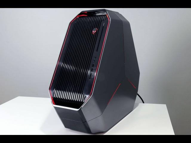 Alienware Area 51 2015 Gaming Desktop PC Review HotHardware