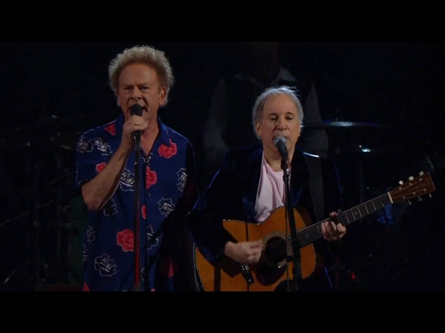 Simon Garfunkel - The Sound of Silence - Madison Square Garden, NYC - 2009/10/2930