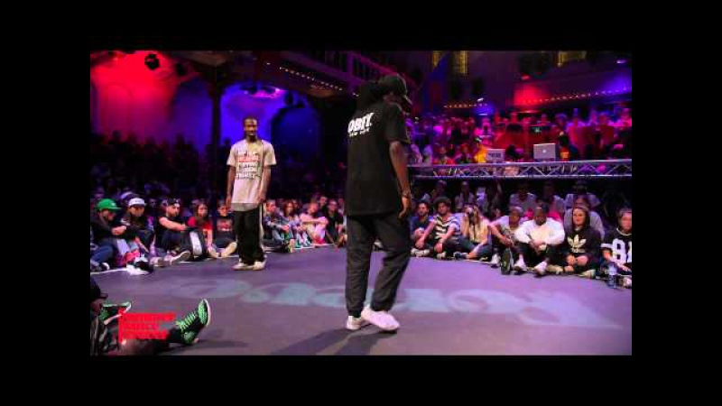 Icee vs Franky Dee 2ND ROUND BATTLES Hiphop Forever - Summer Dance Forever 2015