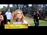 GOTHAM tv at SDCC Erin Richards talks about her role as Barbara Kean on Fox's Gotham at Comic Con
