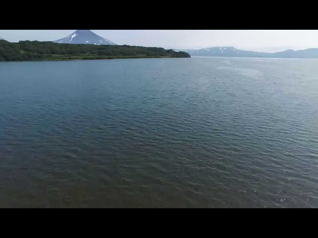 Kurile Lake, Kamchatka (4K DJI Phantom 3 Pro)