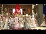 В театре `Новая опера` герои легендарного балета Чайковского `Щелкунчик` теперь еще и поют - Первый канал