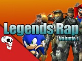 Video Game Legends Rap, Vol. 1 by JT Machinima