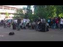 Чёрный квадрат Перемен 17 06 2012 ВДНХ
