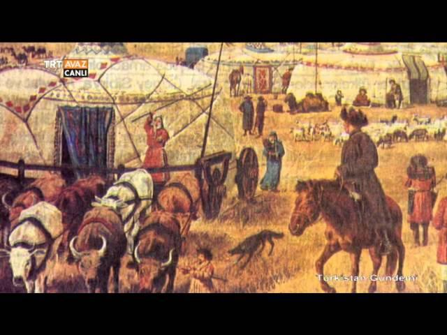 Uygur Türkleri'nin Dünya Tarihine En Önemli Katkısı - Türkistan Gündemi - TRT Avaz