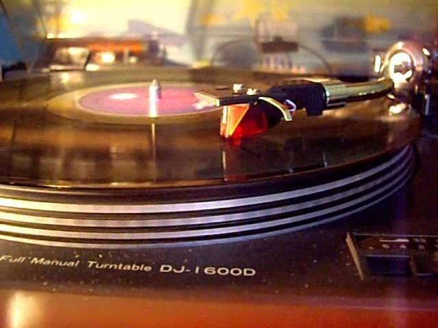 JEAN MICHEL JARRE - OXYGENE - SIDE 1 - LP PRESSAGE 1976 - ORTOFON 2M RED