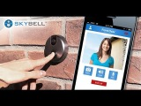 Skybell WiFi Doorbell - Answer the Door from Smartphone