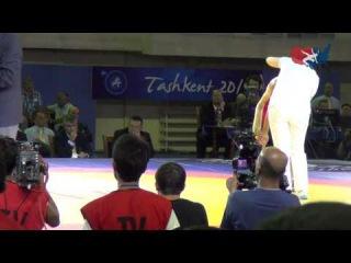 59 KG Finals - Hamid Soryan (IRI) vs Mingiyan Semenov (RUS)