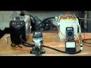 Демонстрация скоростного заряда супер аккумулятора ADGEX Energy