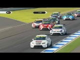TCR International Series Rd-10 Buriram (Race 2) 2015