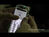 Nokia 1202 with Touch Screen, Led light, mp3 Music  Modding - Made in VietNam !!!