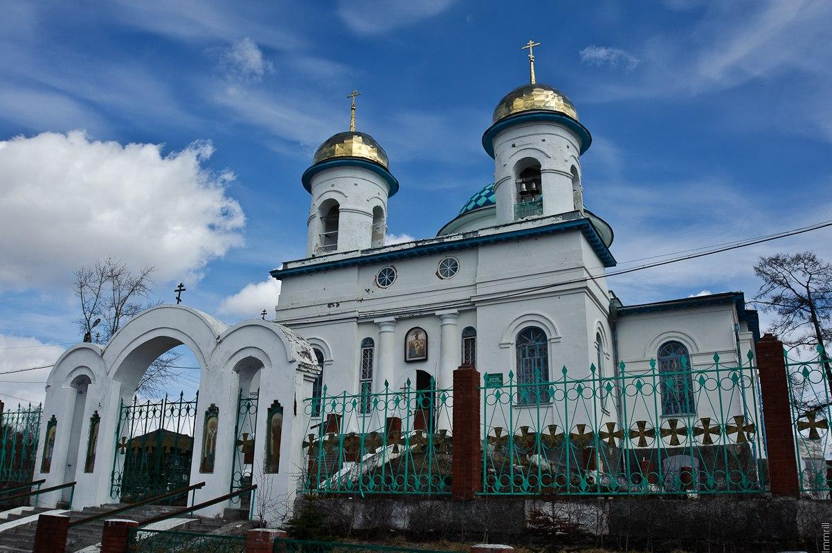 Церковь в Полазне