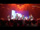 Super Junior - Dancing Out on Music Core 26 August 2006