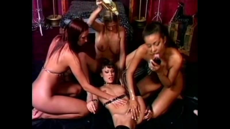 Sodomania 38 Felecia, Jade Hsu, Roxanne Hall and Sophie Evans