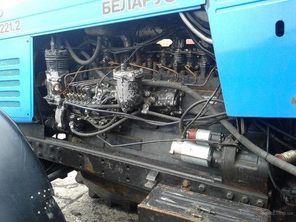 Схема трактора мтз 82 1