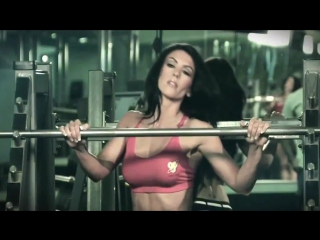Workout Fitness Motivation For Female Models Sexy Girls 18 HD, бикини, фитнес, мотивация. Не секс sex не порно