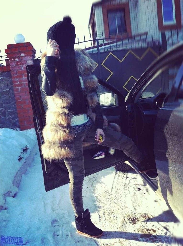 На аву девушке зима - ff38