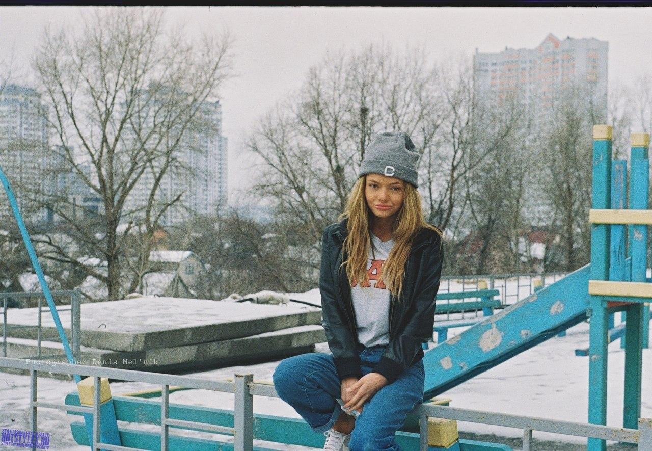 Фото на аву зимой