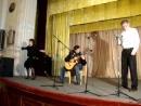 РЦ УТОС 26 04 2009 город киев клуб островского юля сляднева танец играют георгий панченко и цемболюк серёга