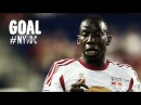 GOAL: Bradley Wright-Phillips buries it off a set-up from Henry | New York Red Bulls vs. DC United