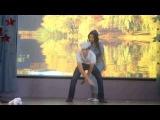 Назерке и Арман. Осенний бал в стиле ретро. танец.