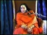 Лекция Шри Матаджи - пуджа Шиваратри 1983 г. Индия