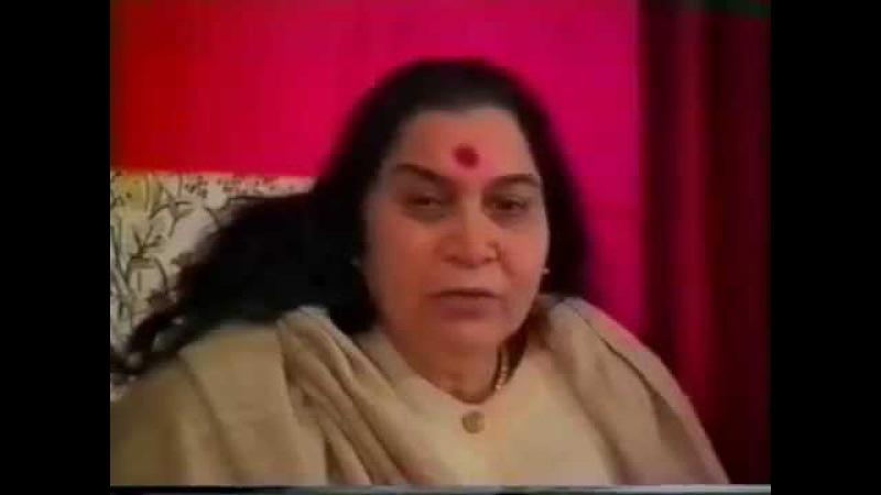 Лекция Шри Матаджи - Улучшение Муладхары чакры, семинар 1985 г.