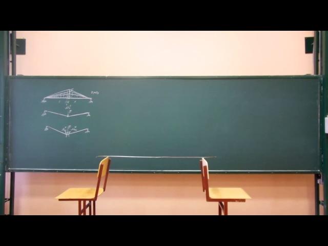 Сопротивление материалов. Лекция 19 (упруго-пластический изгиб, начало).