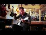 Metallica's James Hetfield At Guitar Center