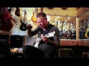 Metallica's James Hetfield At Guitar Center In San Francisco, California 04.02.2014