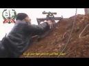 Как по боевикам работает русский снайпер!!