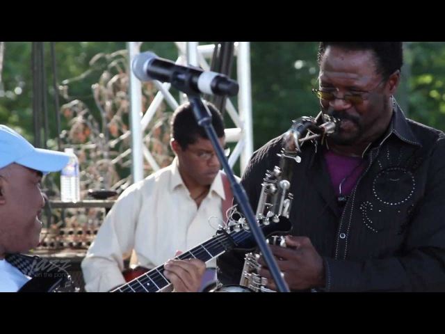 All Jazzed Up - LIVE HD (Everette Harp)
