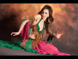 Танец живота: Разучиваем базовые движения (ВИДЕО)