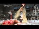 FREEDOMS - Masashi Takeda vs Daisuke Masaoka (Lighttubes,Thumbtacks,Glass Panes Death Match) 3-23-15