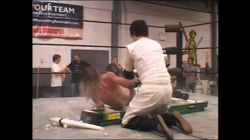 Scotty Vortekz vs. Thumbtack Jack [Exorcist Death Match]