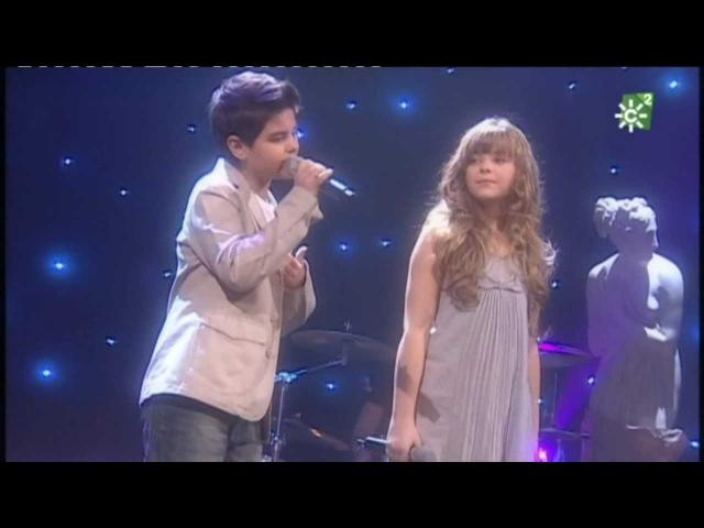 Abraham Mateo Caroline Costa - Without You (HD Máxima calidad)