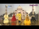 [SOFT ENG SUB] 120929 Super Junior - Indian Dance (Shinhwa Broadcast) CUT