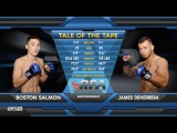 Fight of the Week: Boston Salmon Lowers the Elbow at RFA 20