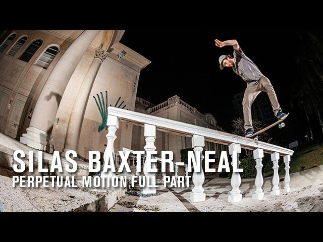 Silas Baxter-Neal: 'Perpetual Motion'