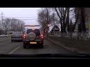 Спас-Клепики - Рязань - Луховицы - Коломна - Бронницы - Москва 02/01/2014 (timelapse 4x)