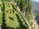 Сады крепости Chateau de Gourdon Сады Potager du Roi Парк Chateau de Canon Зачарованные сады