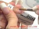 наращивание ногтей акрилом поэтапно