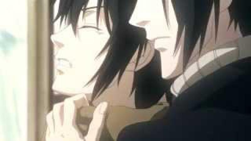 Amv самый грустный клип аниме если что Владыка Скрытого мира The King of Nabari